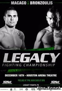 Legacy Fighting Championship 9: Macaco vs. Bronzoulis - (FULL EVENT) - 16/12/11